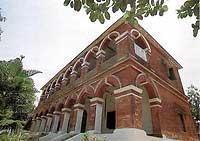 Chittagong Jail Hospital, Chittagong (1885)