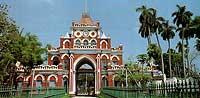 Uttara Gana Bhaban Gate, Natore